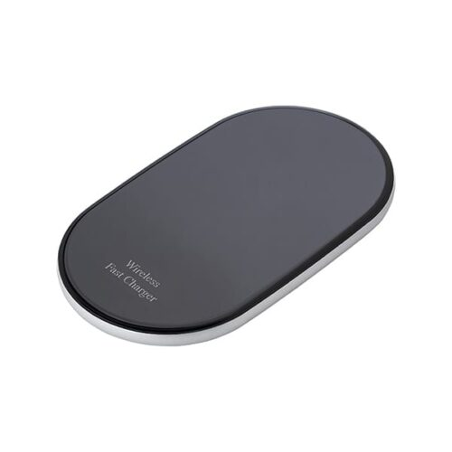 Acrylic and Aluminium Wireless fast charger
