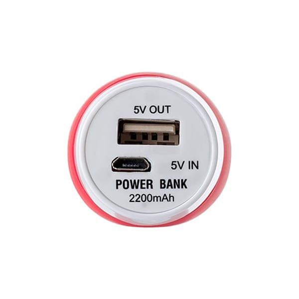 Anti-stress Powerbank 2200mAh