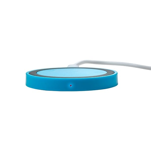 Wireless charger with anti-slip strip