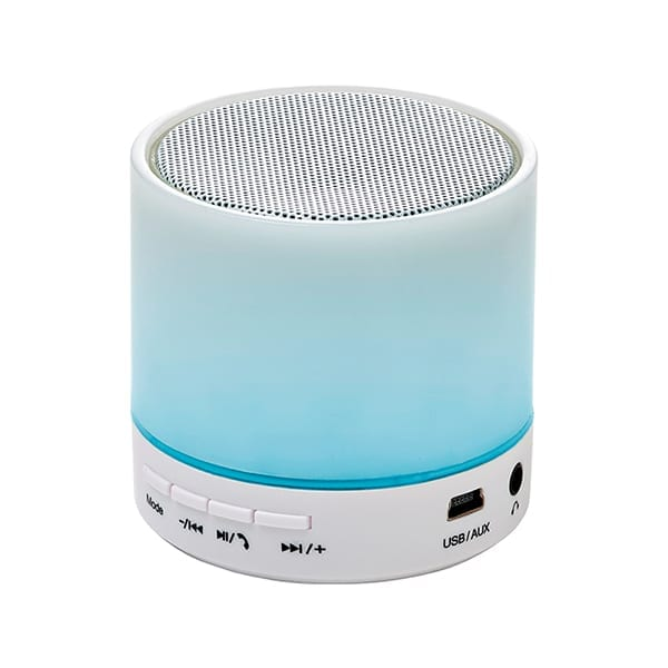 Wireless Speaker with colour changing function