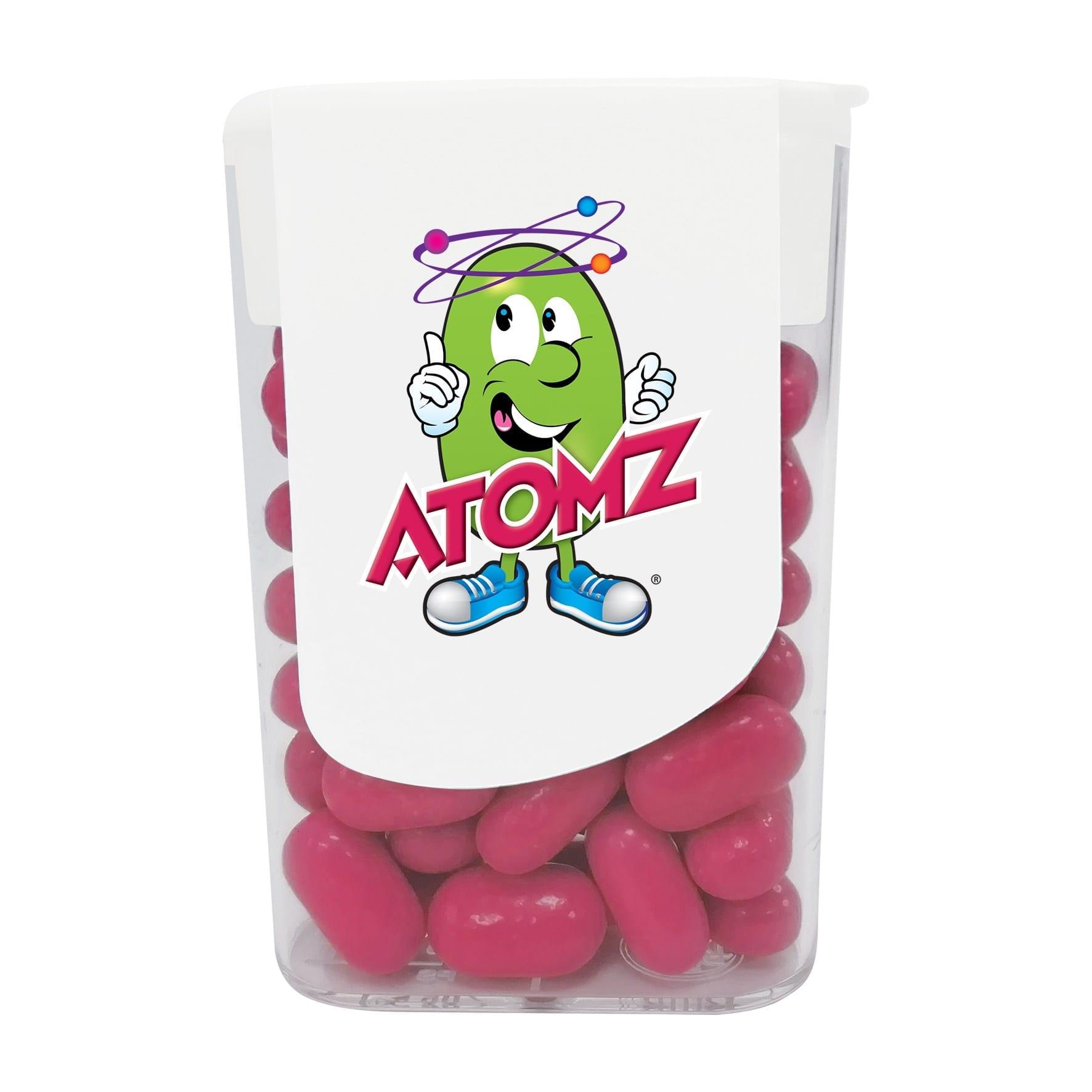 Tasty flavoured ATOMZ