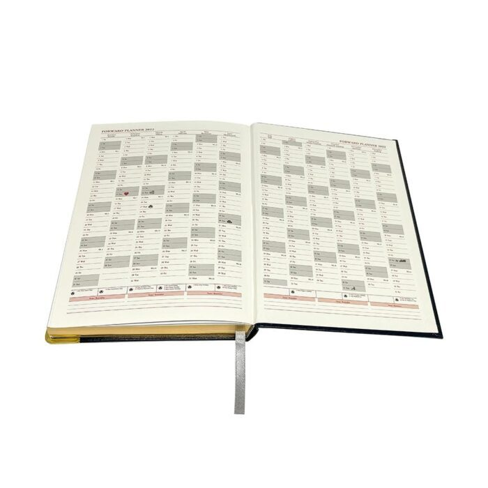 2022 A51 Deluxe Diary (Day per page)