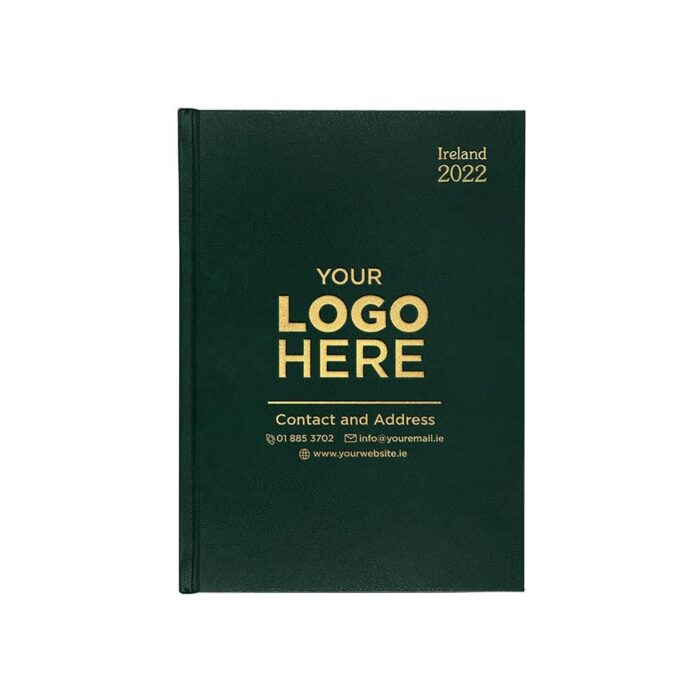 A5 Standard Diary (Day per page) 2022