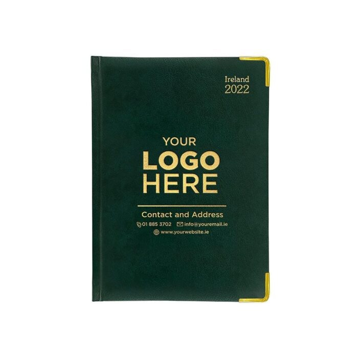 A5 Deluxe Diary (week to view) 2022