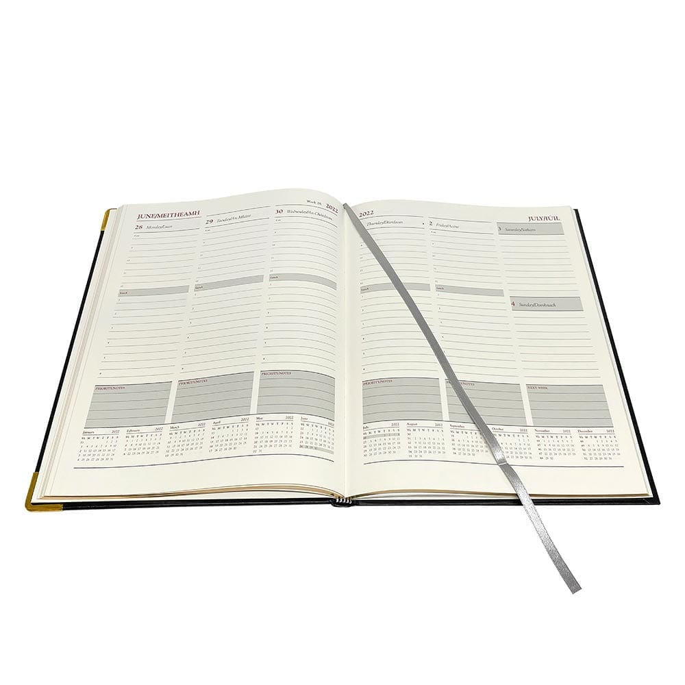 Supreme Business Diary (Week to view) 2022