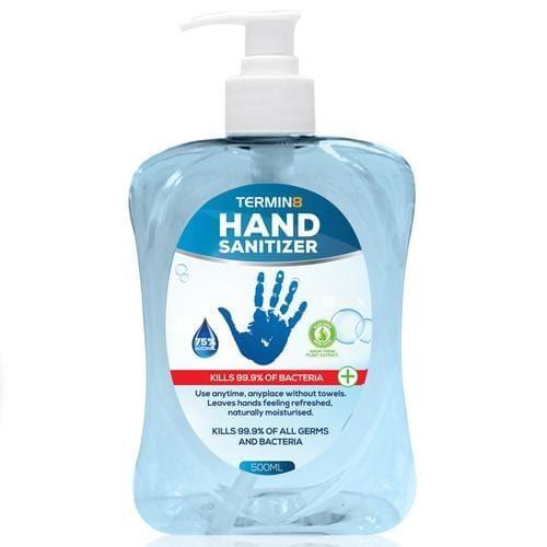 Termin8 Hand Sanitiser