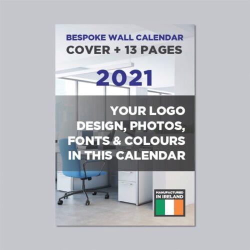 2021 Bespoke Wall calendar