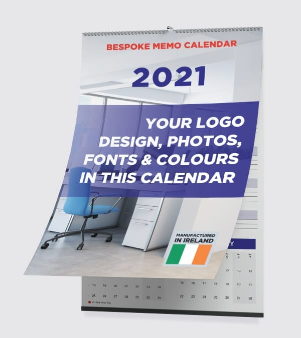 Wall Calendars with your logo