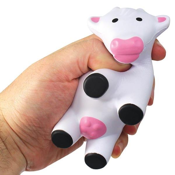 PU foam anti stress Cow