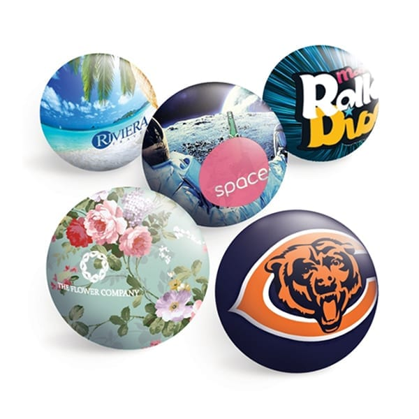 360 Degree Print Stress Ball