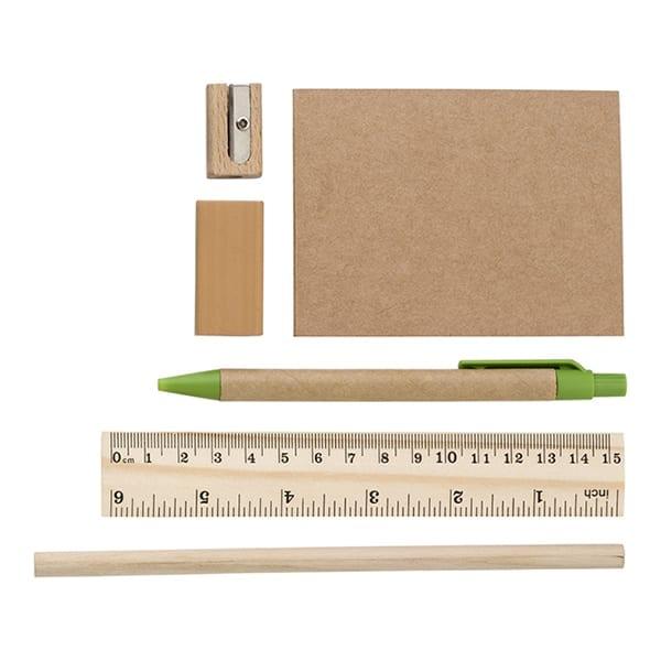 Nonwoven pencil case