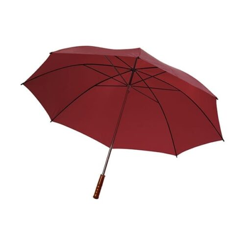 Manual polyester golf umbrella
