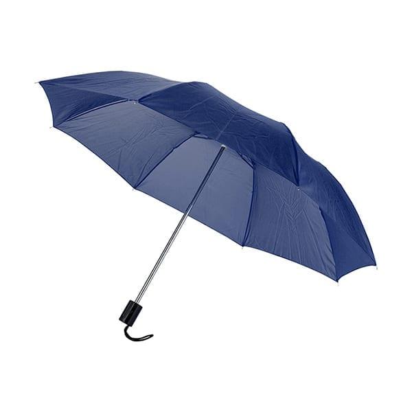 Manual foldable umbrella