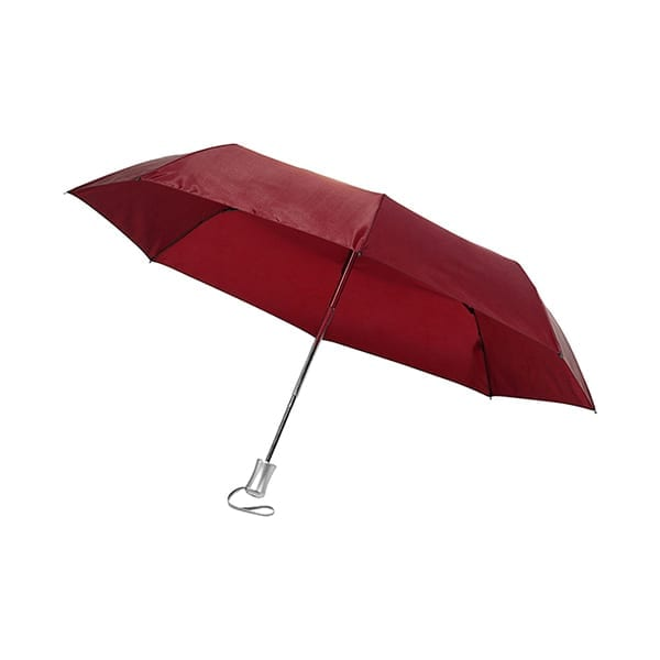Foldable polyester automatic (190T) umbrella