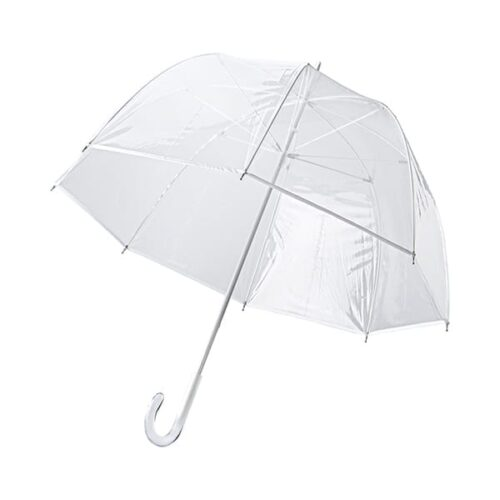 Transparent PVC umbrella