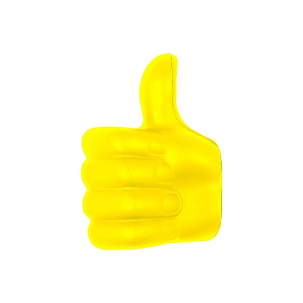 PU anti stress thumbs-up