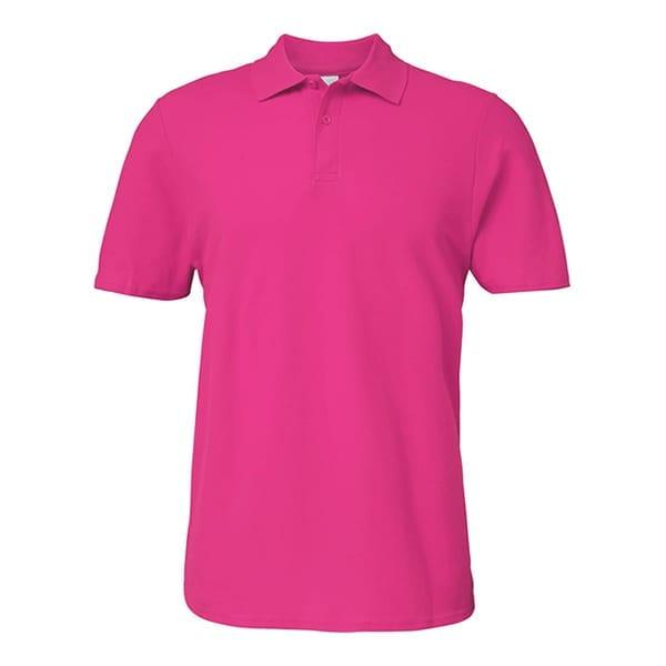Gildan Softstyle piqué polo shirt