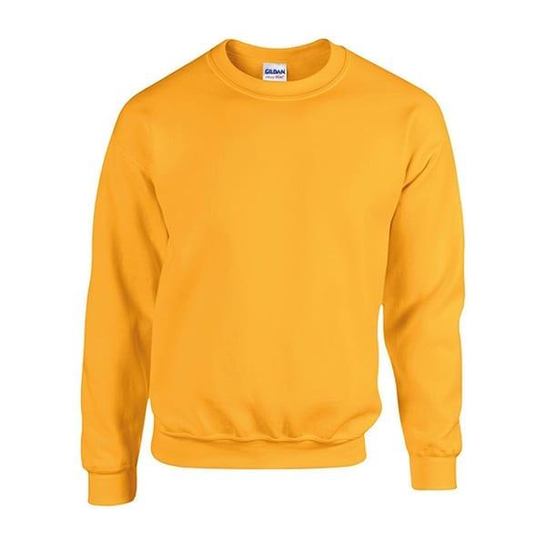 Heavy crew neck sweatshirt