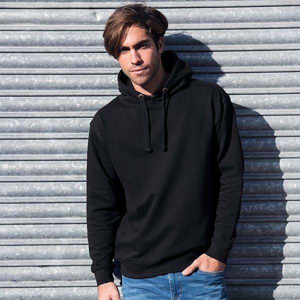 Epic print hoodie