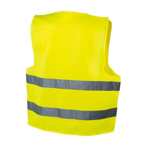Safety vest for professional use