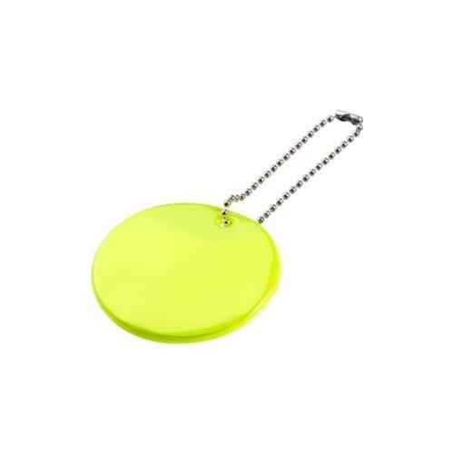 Reflective hanger round medium