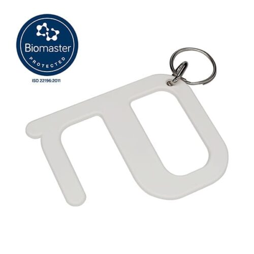 Hygiene Antimicrobial key ring