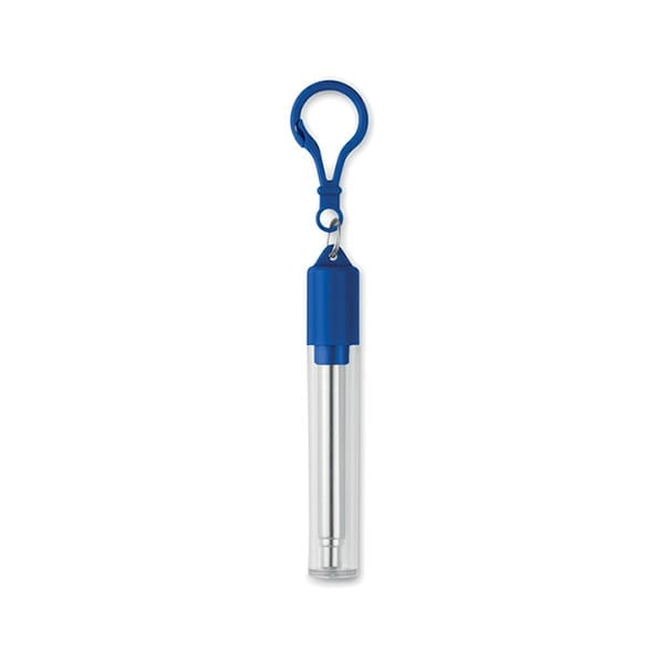 Stainless steel telescopic straw with cleaning brush