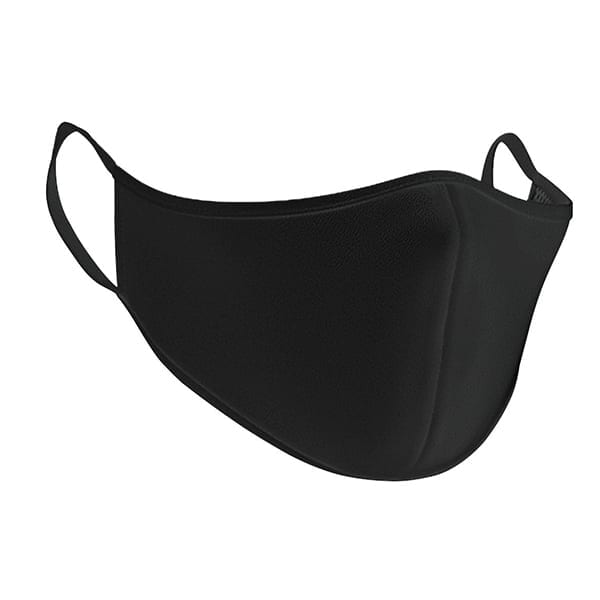 Antimicrobial washable face mask