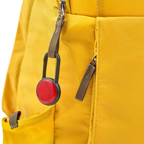 PP Safety light with carabiner hook