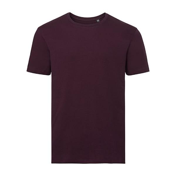 Pure organic tee t-shirt