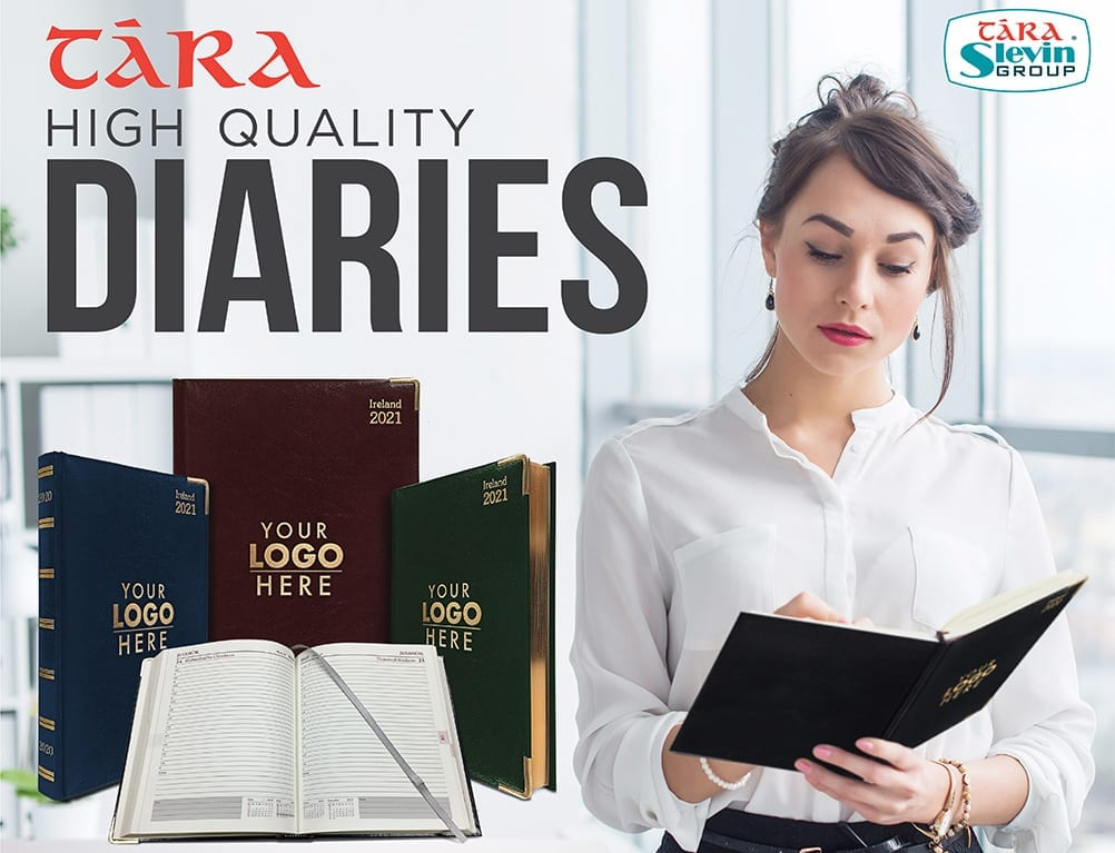 Branded Promotional Corporate Diaries