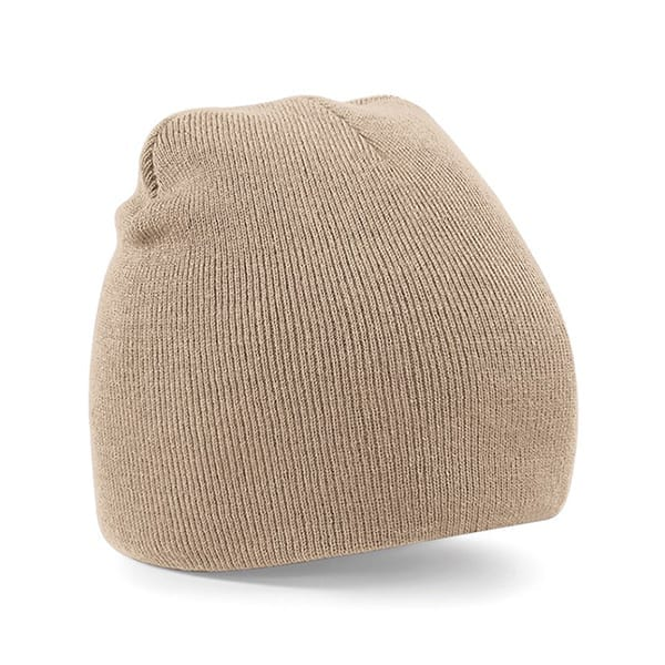 Pull-on style Beanie