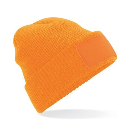 Thinsulate patch Beanie