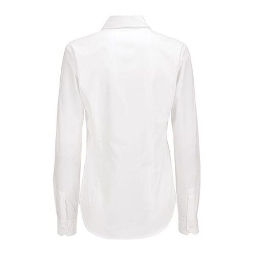 B&C Women's smart long sleeve shirt