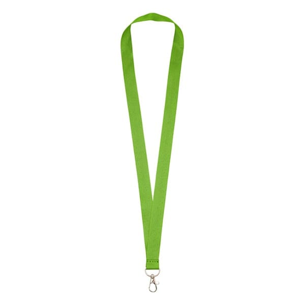 Lanyard with convenient hook