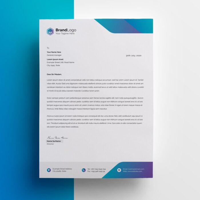 letterheads printed