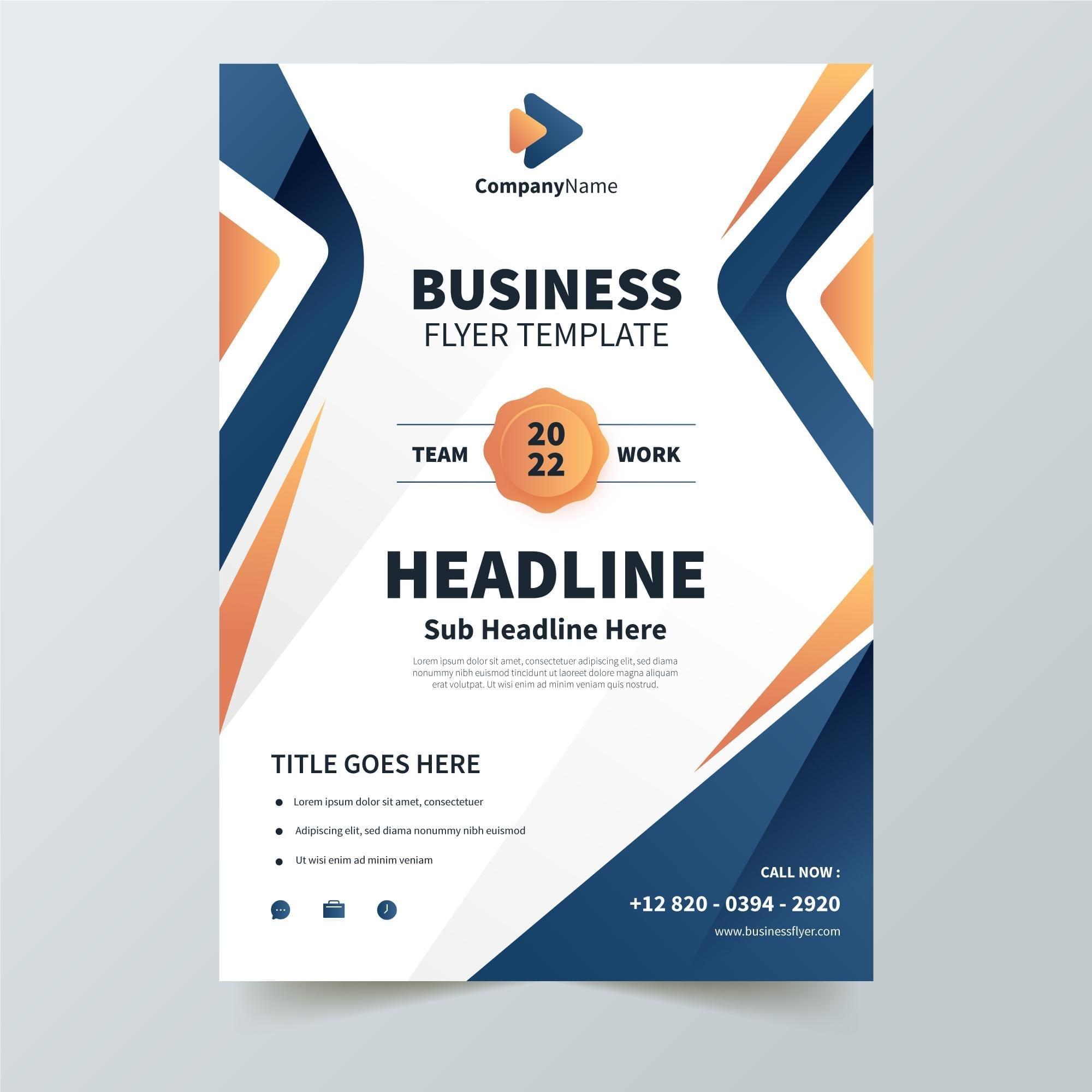flyers printed