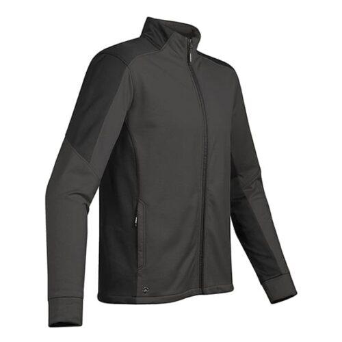Chakra fleece jacket