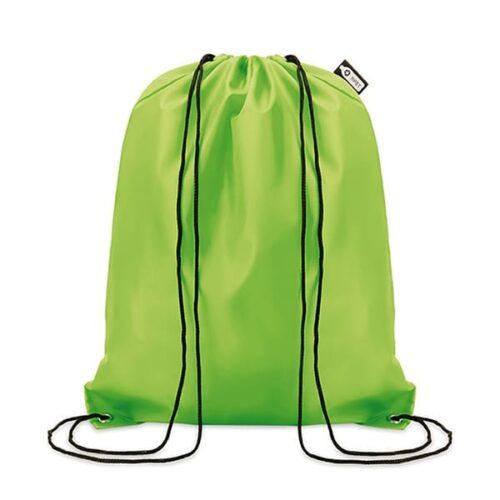 Recycled Drawstring bag in RPET