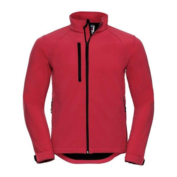 Russell Softshell jacket
