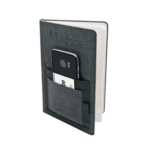 A5 Cleo Notebook with Holder