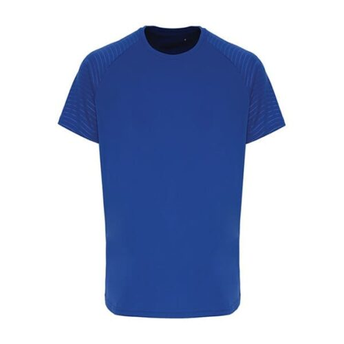 TriDri embossed sleeve t-shirt