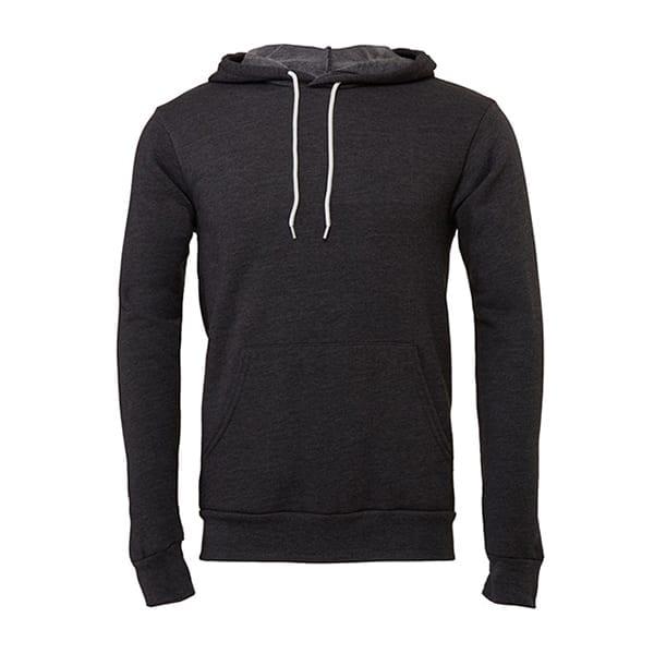 Unisex fleece pullover hoodie