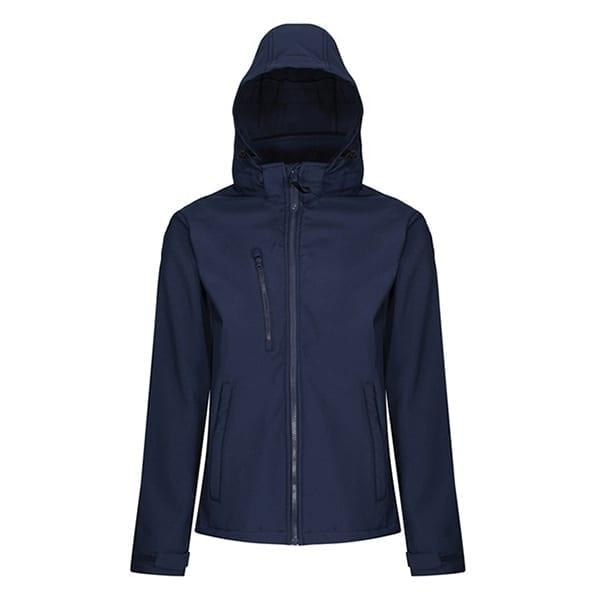 Regatta Venturer 3-layer hooded softshell jacket