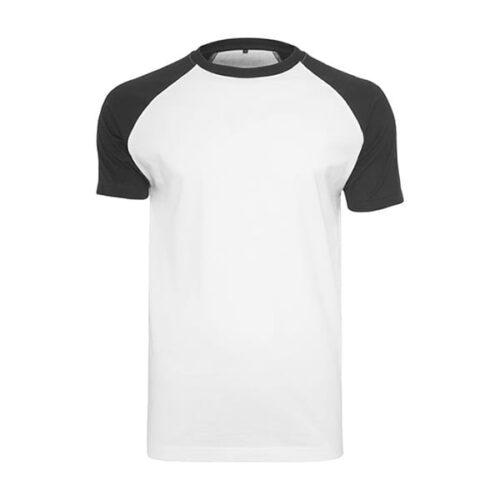 Raglan contrast t-shirt