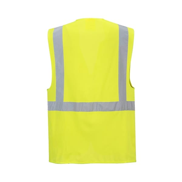 Hi-vis executive vest