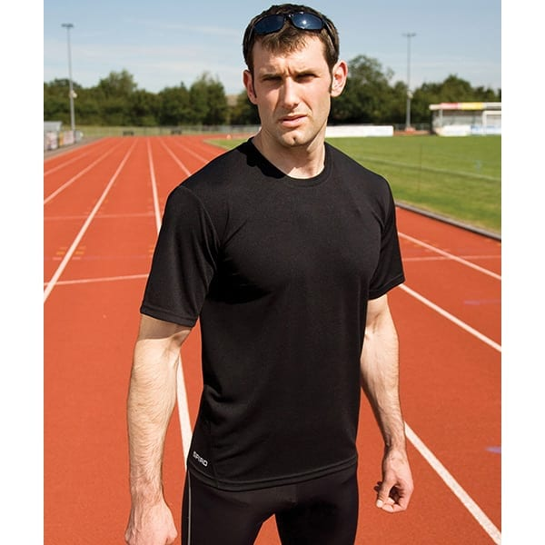 Spiro quick-dry short sleeve t-shirt