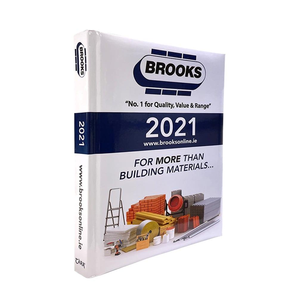 brooks printed diary