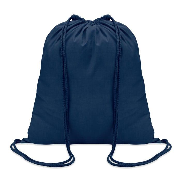 Coloured Cotton drawstring bag
