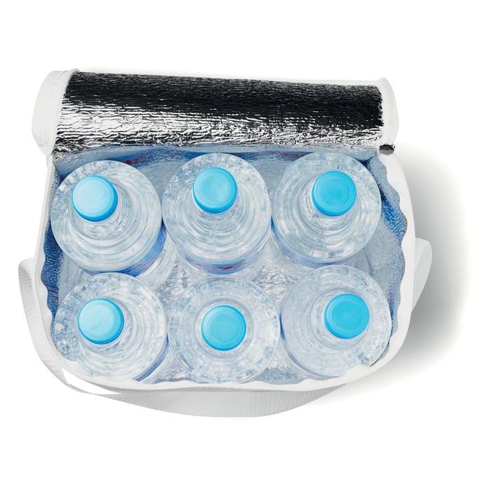 Cooler bag for 6 bottles